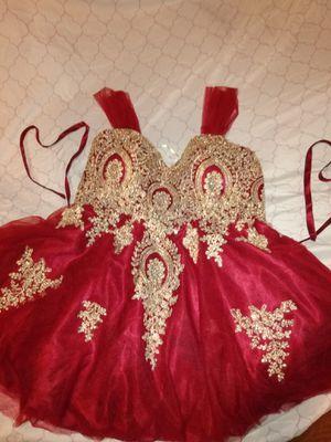 Quincenera dress - custom made for Sale in Stockton, CA