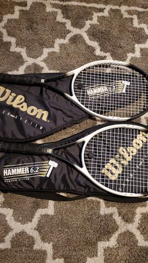 Wilson tennis rackets for Sale in Denver, CO
