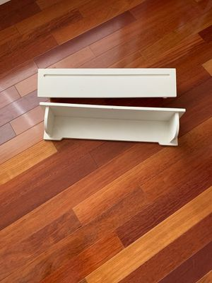 White wall shelves for Sale in Orting, WA