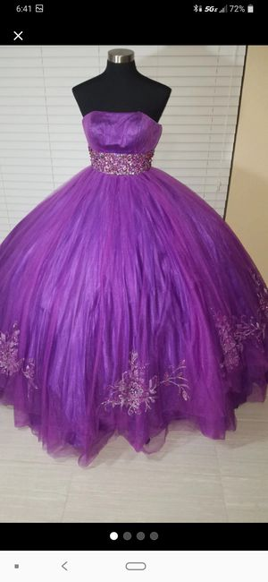 Dress Quinceañera for Sale in Fort Myers, FL