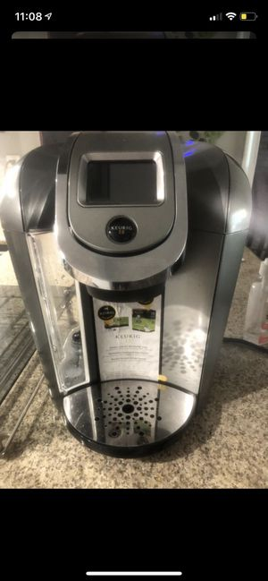 Keurig coffee maker (Everything included) for Sale in Baldwin Park, CA