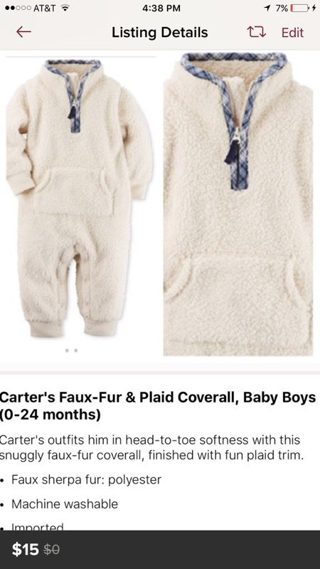 Great for cold weather onesie for 9 month old baby