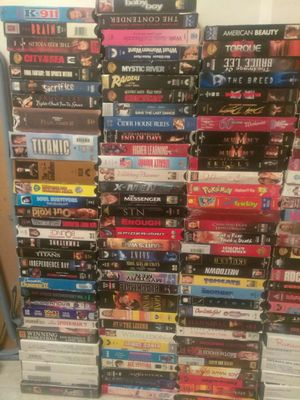 Vhs lot for Sale in Sacramento, CA