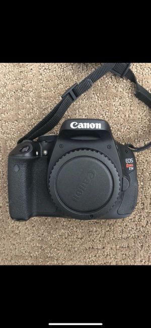 Canon T3i, lens, & accessories for Sale in San Diego, CA
