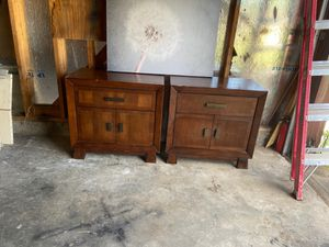 Night stands for Sale in Saginaw, TX