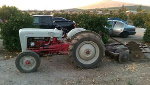 Tractor 57 for Sale in Tulare, CA