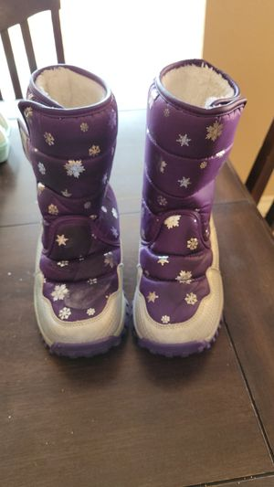 Girls snow boots for Sale in Midland, TX