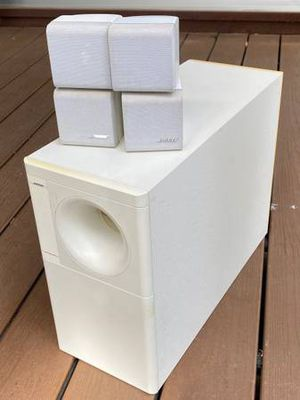 Bose Accoustimass Series 5 for Sale in Beverly Hills, MI
