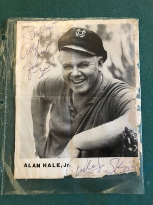 Alan Hale ,jr for Sale in New Haven, CT