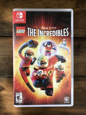 Nintendo Switch - The Incredibles for Sale in Irvine, CA