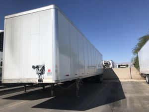 Wabash trailer 2004 air ride price $14,000.00 o better offers for Sale in Las Vegas, NV