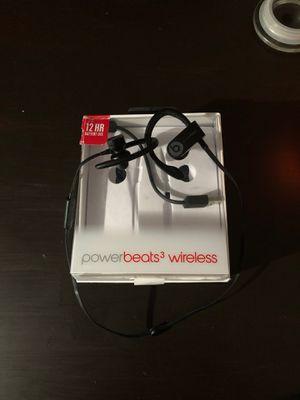 Powerbeats 3 for Sale in Weymouth, MA