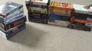 Movies- DVD and VHS for Sale in Las Vegas, NV