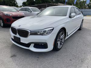 2016 BMW 740i X-Drive for Sale in Hialeah, FL