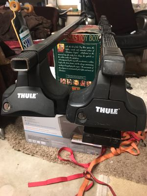 Thule roof rack (Mazda) for Sale in Valley Center, CA