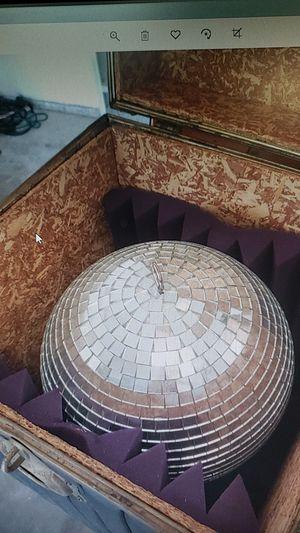 Dj s mirrored ball for Sale in Cocoa, FL