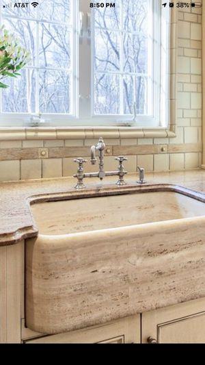 Waterworks Julia kitchen faucet for Sale in NJ, US