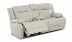 Rutan Power Reclining Loveseat GREAT CONDITION for Sale in Glendale, AZ