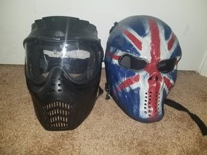 New airsoft masks for Sale in Raleigh, NC