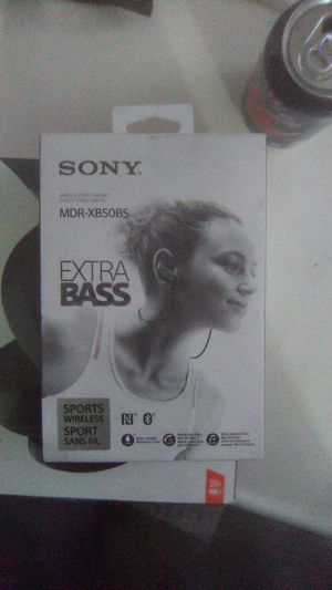 Sony extra Bass ear buds for Sale in Denver, CO