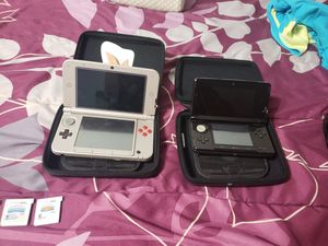 Nintendo 3DS $120 each with choice of 1 game for Sale in Fountain, CO
