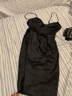 Black silk dress for Sale in Tolleson, AZ