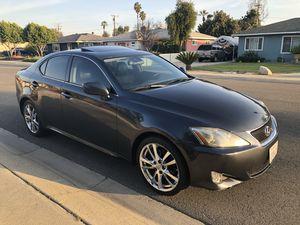2007 Lexus is250 for Sale in Los Angeles, CA