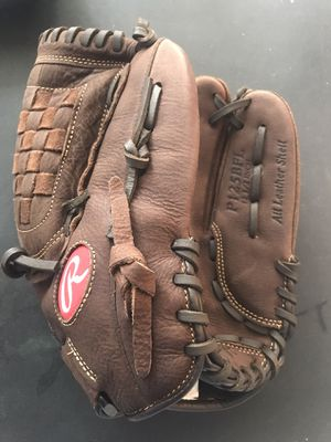 Rawlings Glove All Leather Shell 12 1/2 Inch for Sale in North Miami, FL