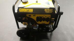 BRAND NEW NEVER USED CHAMPION GENERATOR!!!! for Sale in Atlanta, GA