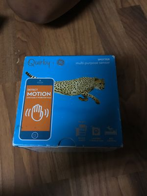 Quirky motion sensor for Sale in Hartford, CT