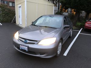 Honda civic lx 2004 Automatic 2500$ (Clean title) for Sale in Bothell, WA
