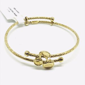 10Kt gold baby bracelet with 🍒 available on special offer for Sale in Indianapolis, IN