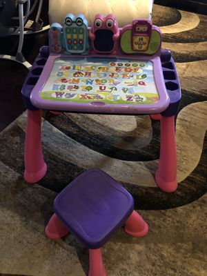V tech play table for Sale in Crystal Lake, IL