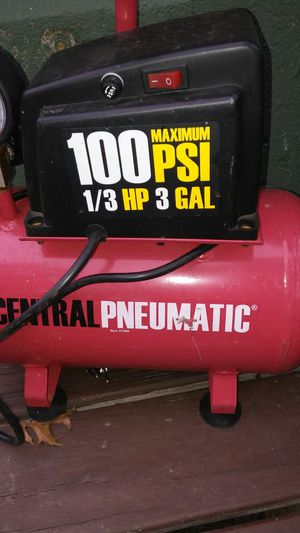 3 gal air compressor for Sale in Chester, PA