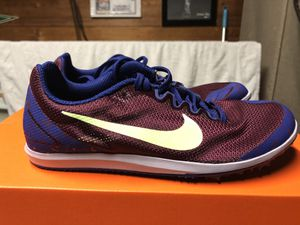 Nike Zoom Rival D Track and Field Cleats for Sale in Fremont, CA