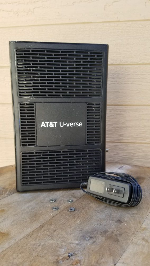 ATT U-Verse WiFi modem / router