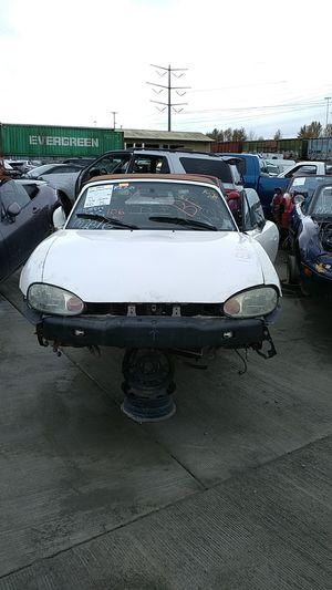 Parting out 1999 Mazda Miata MX5 for Sale in Kent, WA