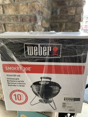 Weber Outdoor Grill (pick up only) for Sale in Ashburn, VA