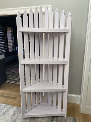 Tall corner shelf for Sale in Hingham, MA