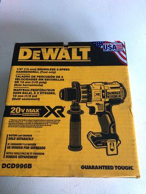 Dewalt 3 speed hammer drill for Sale in Denver, CO