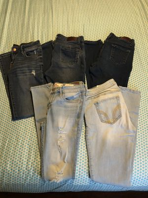 Jeans size 3 for Sale in Los Angeles, CA