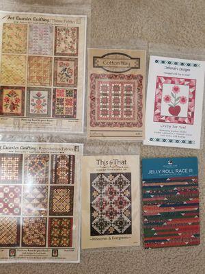 Quilt patterns-New for Sale in Allen, TX