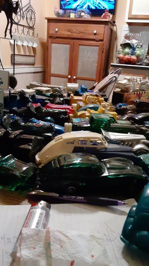 Approx. 50 vintage Avon decanters. for Sale in Cloverdale, IN