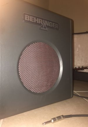 "The Behringer Thunderbird BX108 1x8"" Bass Combo Amp for Sale in Tuscaloosa, AL"