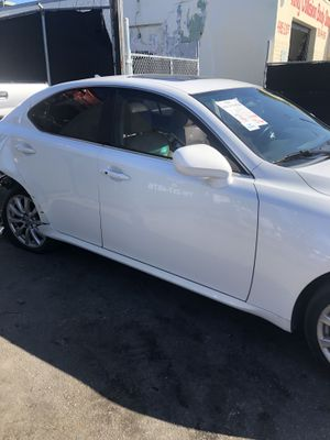 2006-2013 Lexus IS250 OEM Used Right Front Passenger Door Assembly for Sale in Hialeah, FL