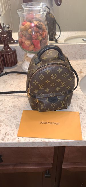 Louis Vuitton Mini Palm Springs monogram for Sale in Riverside, CA