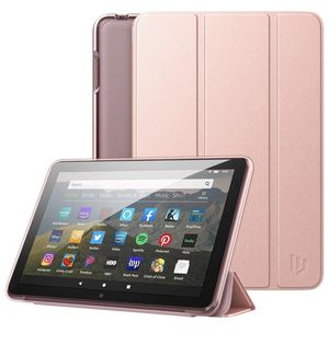 Dadanism kindle fire 8 case rose gold for Sale in Tampa, FL