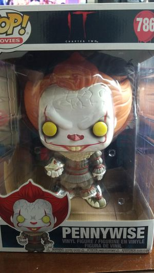 Pop movies - IT pennywise for Sale in Arlington, VA