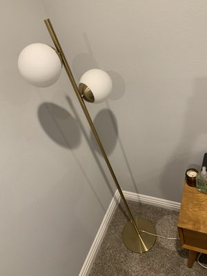 Lamp with push button for Sale in Los Angeles, CA