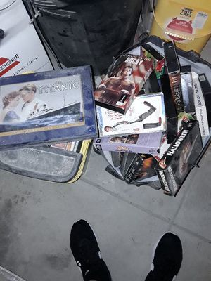 Over 200 VHS & DVD movies for Sale in Philadelphia, PA